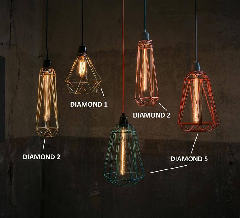 Diamond 1 laurent mare filamentstyle filament004 luminaire lighting design signed 18754 product