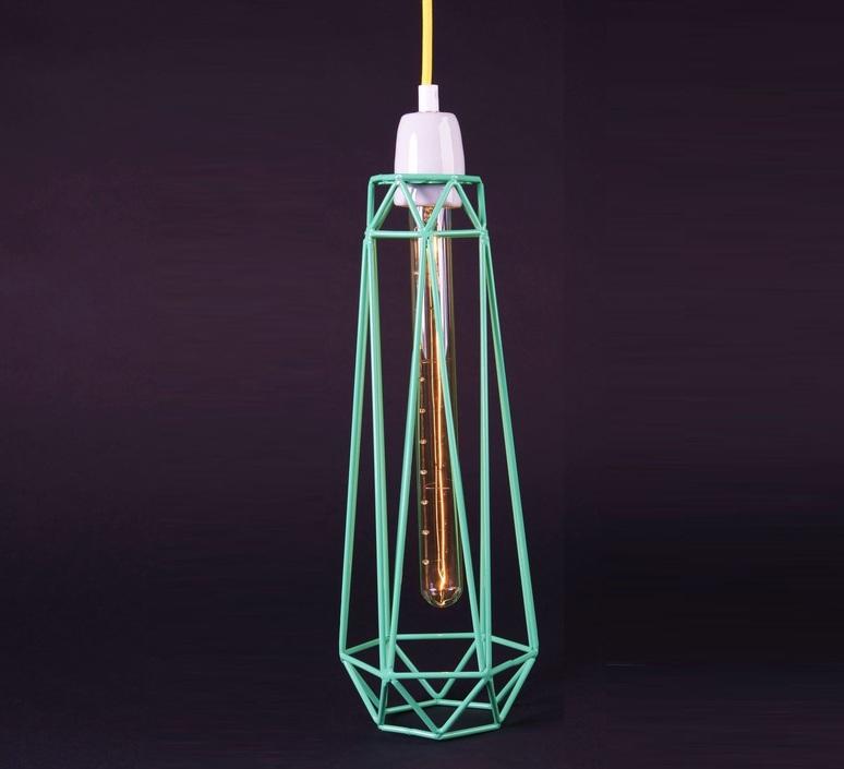 Diamond 2 laurent mare filamentstyle filament016 luminaire lighting design signed 18802 product