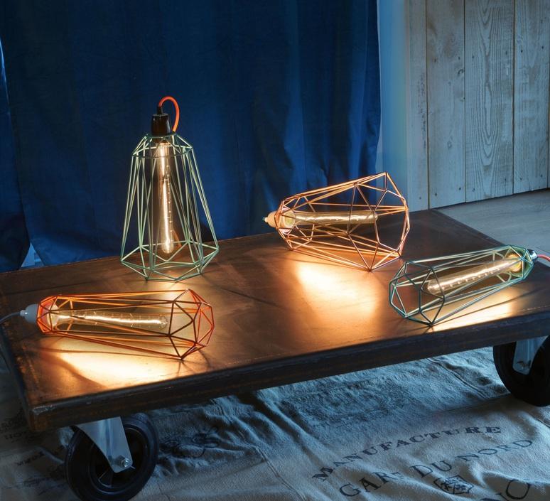 Diamond 2 laurent mare filamentstyle filament007 luminaire lighting design signed 18771 product