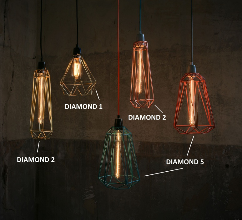 Diamond 2 laurent mare filamentstyle filament007 luminaire lighting design signed 18772 product