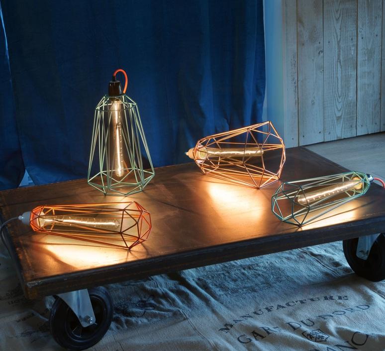 Diamond 2 laurent mare filamentstyle filament008 luminaire lighting design signed 18776 product