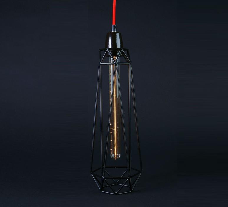 Diamond 2 laurent mare filamentstyle filament015 luminaire lighting design signed 18795 product