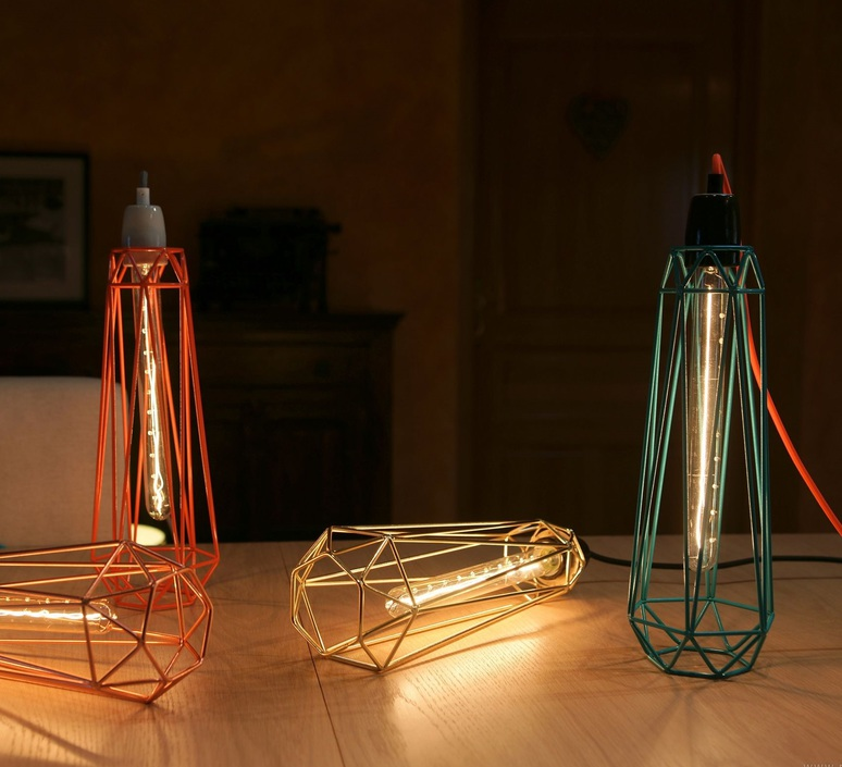 Diamond 2 laurent mare filamentstyle filament009 luminaire lighting design signed 18782 product