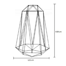 Diamond 5 laurent mare filamentstyle filament018 luminaire lighting design signed 18844 thumb