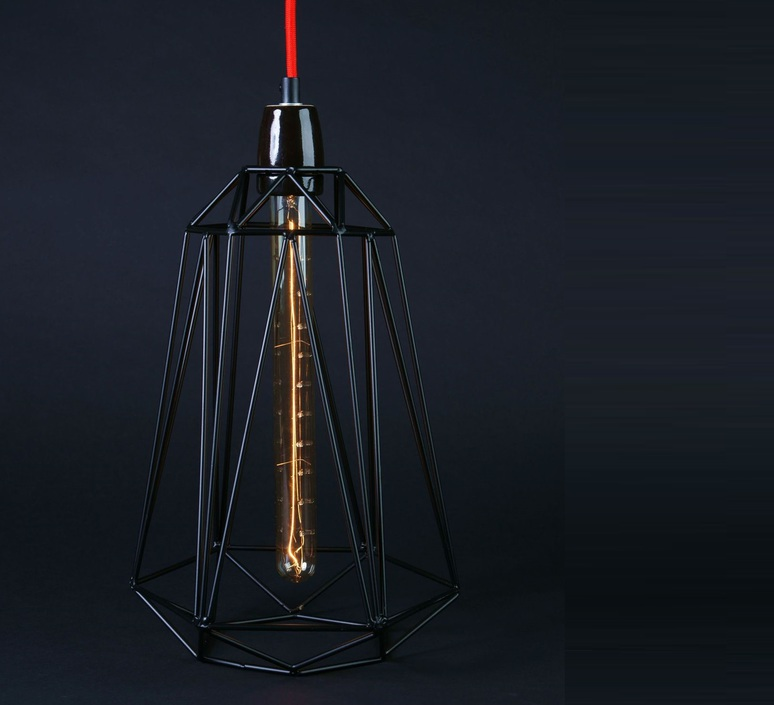 Diamond 5 laurent mare filamentstyle filament017 luminaire lighting design signed 18834 product