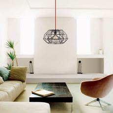 Diamond 7  suspension pendant light  filamentstyle filament025  design signed 51834 thumb