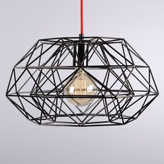 Diamond 7  suspension pendant light  filamentstyle filament025  design signed 51835 thumb