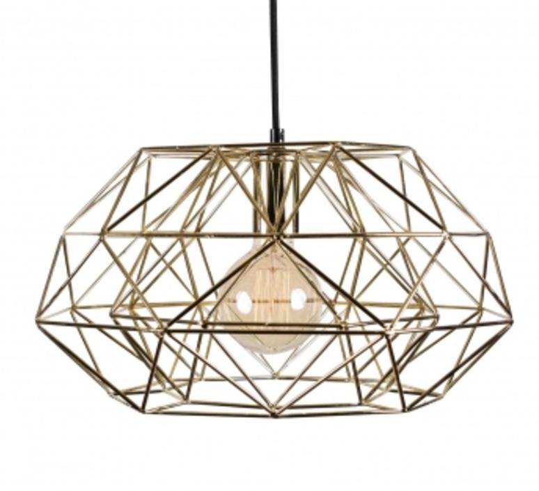 Diamond 7  suspension pendant light  filamentstyle filament026  design signed 51839 product