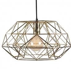 Diamond 7  suspension pendant light  filamentstyle filament026  design signed 51839 thumb