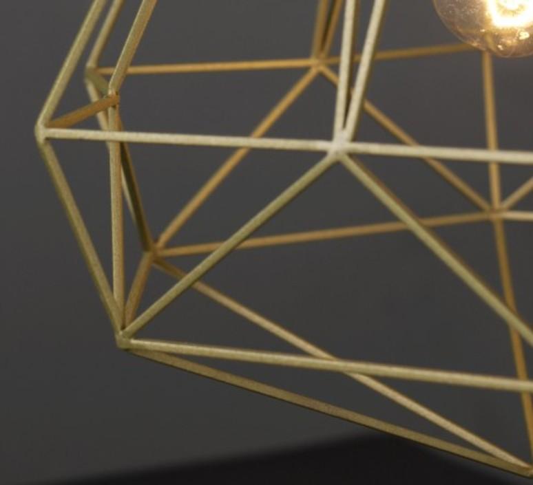 Diamond large sylvie meuffels jspr diamond large brass luminaire lighting design signed 12041 product