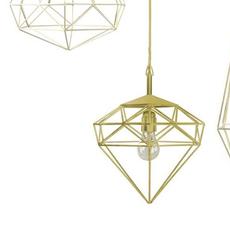 Diamond small sylvie meuffels jspr diamond small brass luminaire lighting design signed 12019 thumb