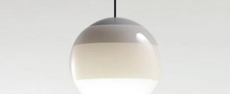Suspension dipping light 20 blanc led 2700k 500lm o20cm cm marset normal