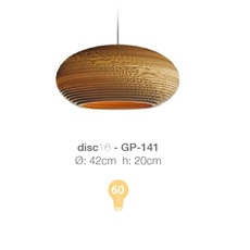 Disc seth grizzle jonatha junker graypants dark gp 141 luminaire lighting design signed 12818 thumb