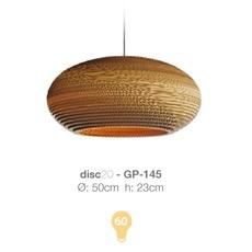 Disc seth grizzle jonatha junker graypants dark gp 145 luminaire lighting design signed 12824 thumb