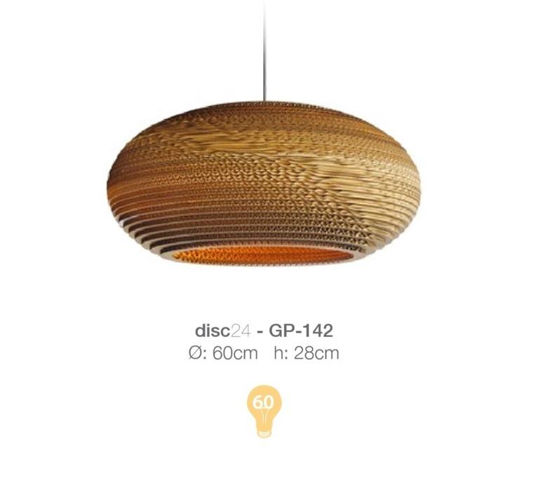 Disc seth grizzle jonatha junker graypants dark gp 142 luminaire lighting design signed 12829 product