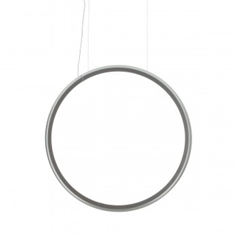 Suspension discovery vertical 100 noir l100cm h100cm artemide normal
