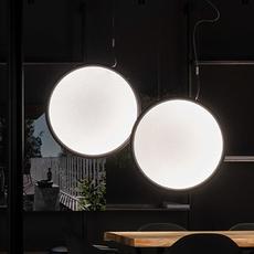 Lesbo quaglio simonelli suspension pendant light  artemide 0054010a  design signed nedgis 75609 thumb