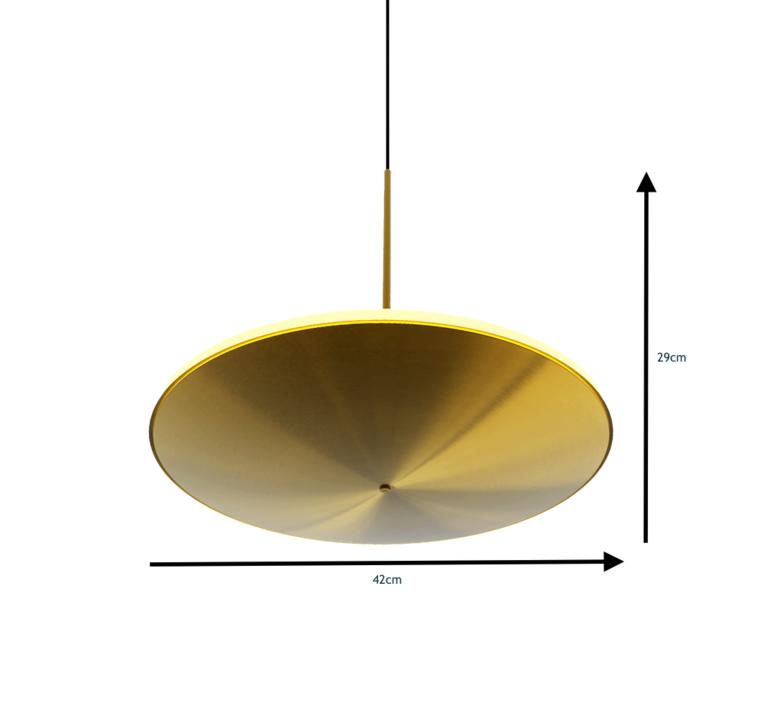 Dish h17 seth grizzle et jonathan junker suspension pendant light  graypants dark 87185312711944  design signed 36660 product