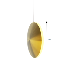 Dish v10 seth grizzle et jonathan junker suspension pendant light  graypants dark 87185312711968  design signed 36665 thumb
