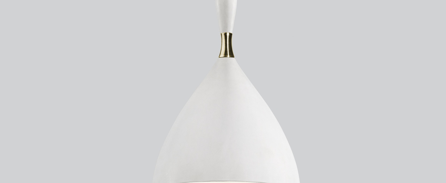 Suspension dokka blanc h24cm northern lighting normal