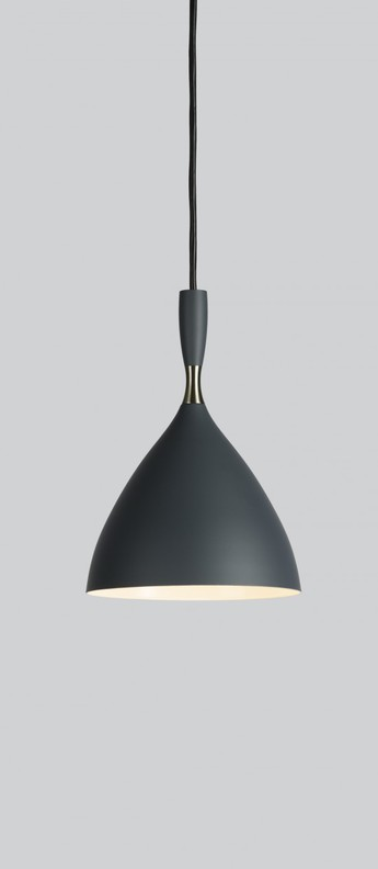 Suspension dokka gris clair h24cm northern lighting normal