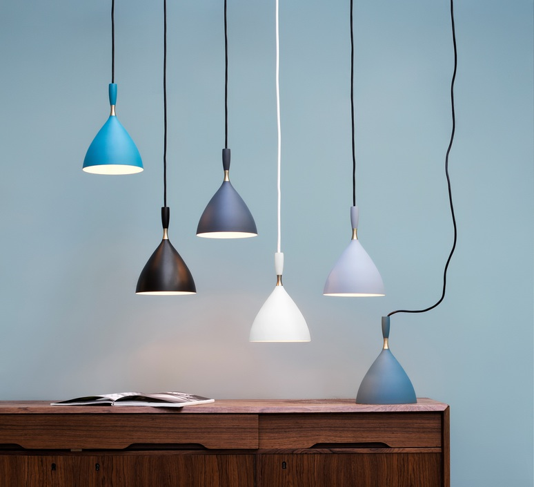 Dokka birger dahl northern lighting dokka black luminaire lighting design signed 19295 product