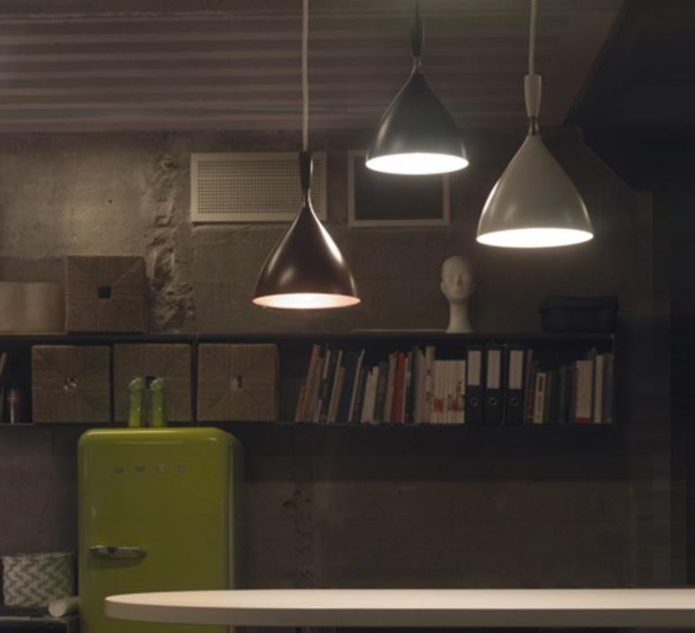 Dokka birger dahl northern lighting dokka black luminaire lighting design signed 19298 product