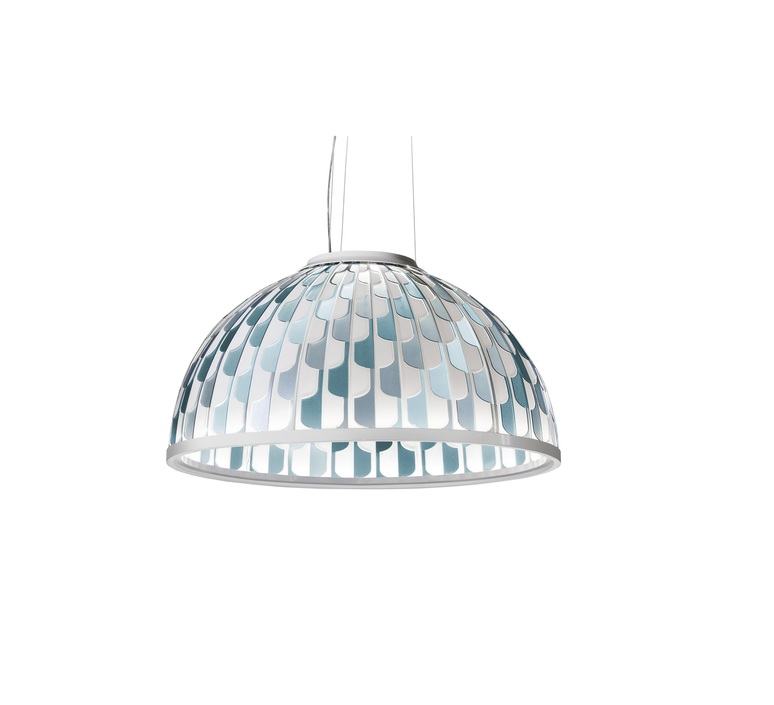 Dome l analogia project suspension pendant light  slamp dom94sos0003b 000  design signed nedgis 66111 product