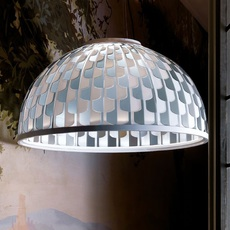 Dome l analogia project suspension pendant light  slamp dom94sos0003b 000  design signed nedgis 66114 thumb