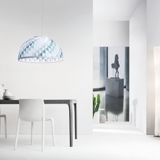 Dome l analogia project suspension pendant light  slamp dom94sos0003b 000  design signed nedgis 66115 thumb