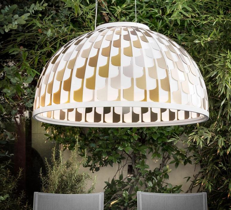 Dome l analogia project suspension pendant light  slamp dom94sos0003a 000  design signed nedgis 66123 product