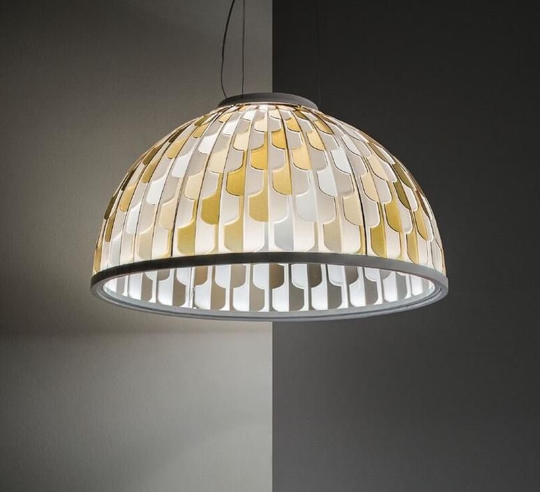 Dome l analogia project suspension pendant light  slamp dom94sos0003a 000  design signed nedgis 66125 product