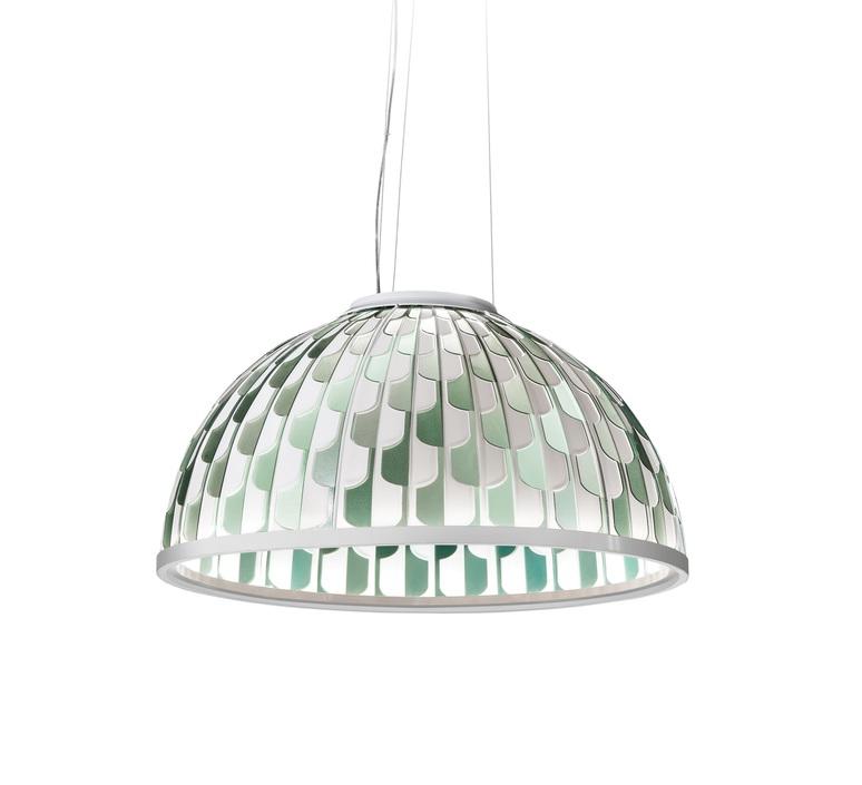 Dome l analogia project suspension pendant light  slamp dom94sos0003v 000   design signed nedgis 66118 product