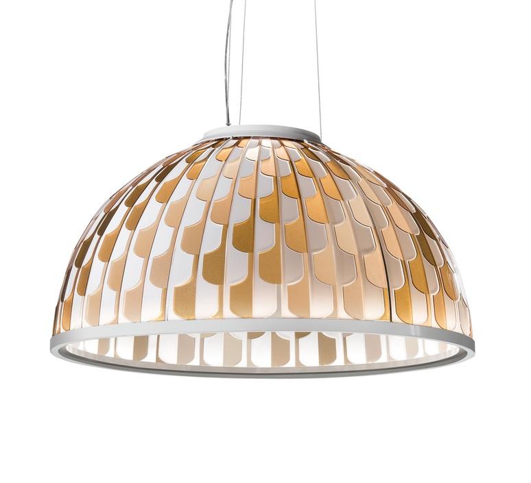 Dome m analogia project suspension pendant light  slamp dom94sos0001a 000  design signed nedgis 66105 product
