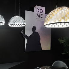 Dome m analogia project suspension pendant light  slamp dom94sos0001a 000  design signed nedgis 66106 thumb