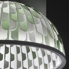 Dome m analogia project suspension pendant light  slamp dom94sos0001v 000   design signed nedgis 66101 thumb