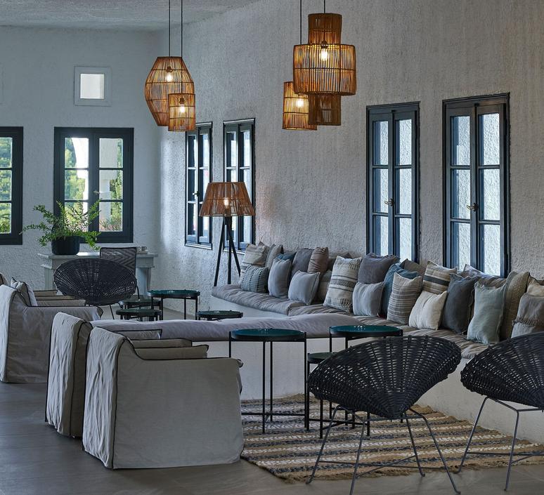 Dome studio tine k home  suspension pendant light  tine k home hangdome na  design signed 62425 product