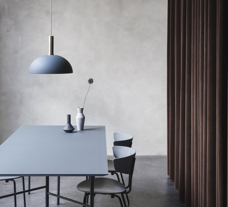 Dome shade   suspension pendant light  ferm living 5107 5128  design signed 36929 product