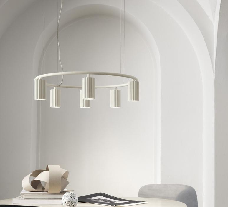 Donna circle 100 nina jobs suspension pendant light  pholc 964185  design signed nedgis 113425 product