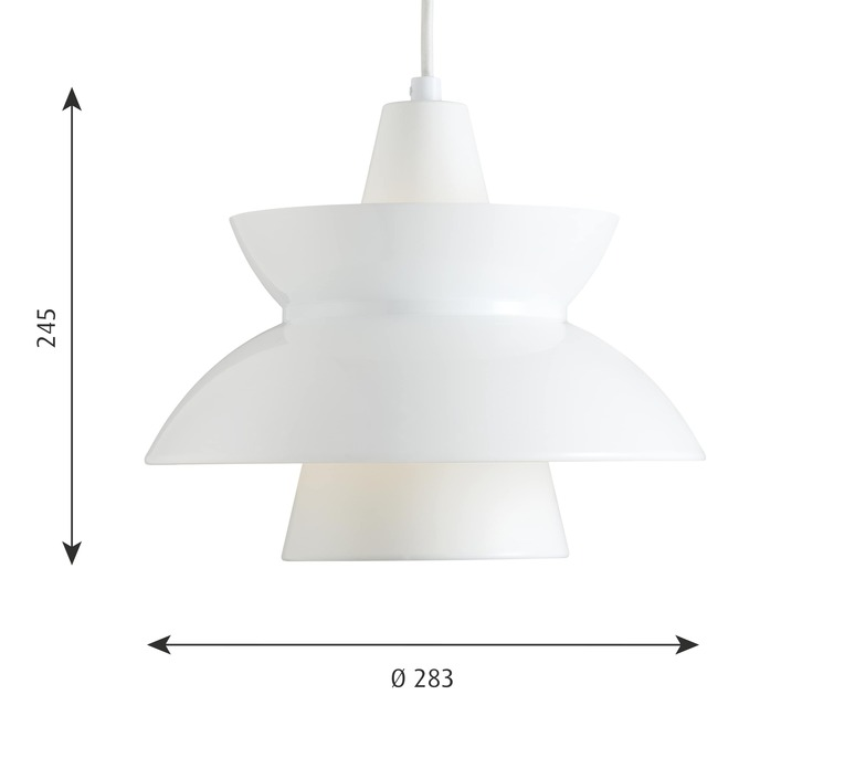 Doo wap louis poulsen suspension pendant light  louis poulsen 5741093410  design signed nedgis 81892 product