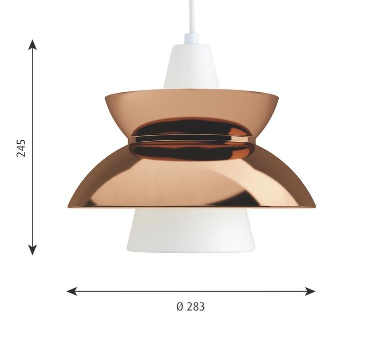 Doo wap louis poulsen suspension pendant light  louis poulsen 5741093504  design signed nedgis 81900 product