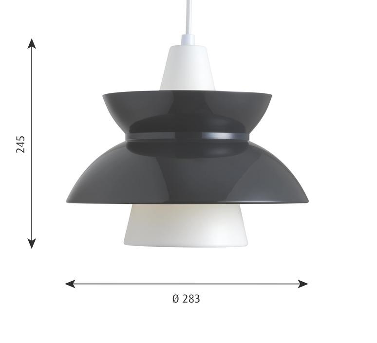 Doo wap louis poulsen suspension pendant light  louis poulsen 5741093423  design signed nedgis 81894 product