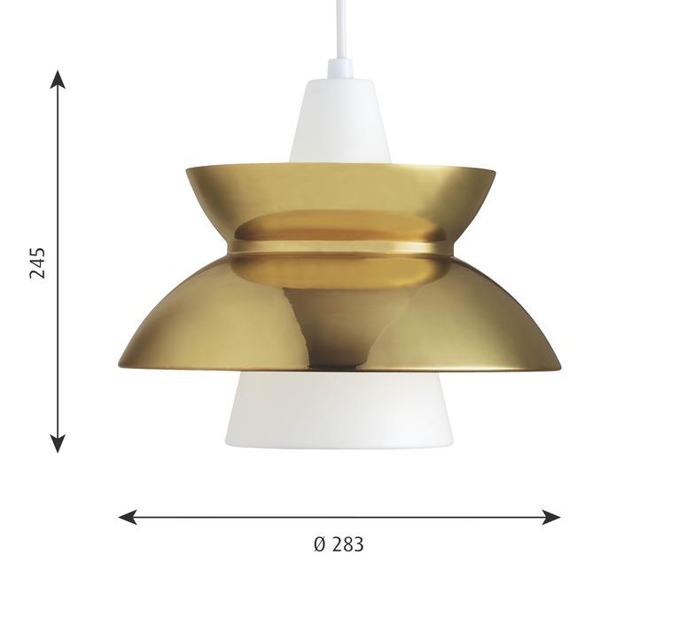 Doo wap louis poulsen suspension pendant light  louis poulsen 5741093465  design signed nedgis 81898 product