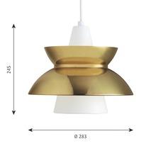 Doo wap louis poulsen suspension pendant light  louis poulsen 5741093465  design signed nedgis 81898 thumb