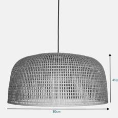 Doppio grid ay lin heinen et nelson sepulveda suspension pendant light  ay illuminate 320 100 02 p  design signed 36994 thumb