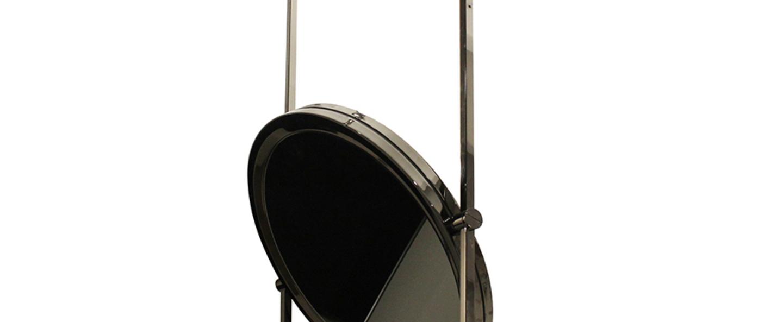 Suspension dorian small bronze led 3000k 2480lm l40cm h93 4cm a 120cm contardi normal
