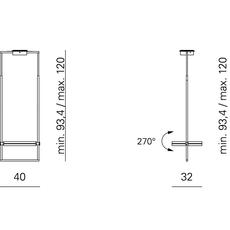 Dorian small marcello colli suspension pendant light  contardi acam 002541   design signed nedgis 87332 thumb
