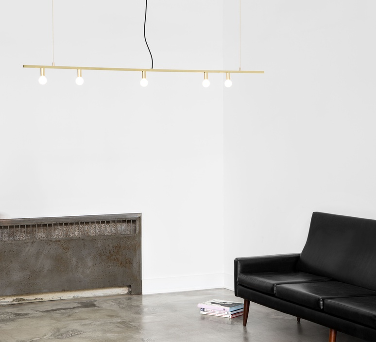 Dot line studio lambert fils suspension pendant light  lambert fils dot11bbrbkbrbr  design signed nedgis 114333 product