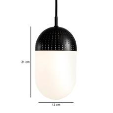 Dot pendant l  suspension pendant light  woud 133012  design signed 37561 thumb