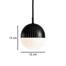 Dot pendant s  suspension pendant light  woud 133010  design signed 37552 thumb